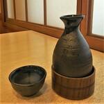 四季茶寮えど - 【日本酒・菊正宗】(一合)燗酒又は、常温で