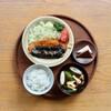 d47食堂 - 料理写真:愛知味噌カツ定食