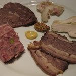 アモーレ 木屋町 - 肉の盛り合わせ M