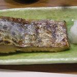 能登キリコ茶屋 おっちゃん - 焼物(柳鰆の照り焼き)