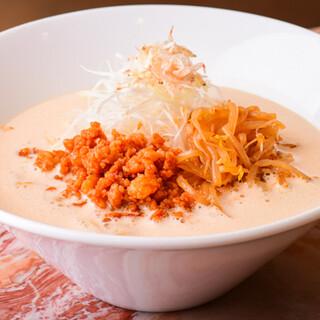 麺屋 リーブル - 料理写真:海老担々ブルターニュ