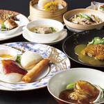 中国料理 南園 - 料理写真:2021年5月蒼竹