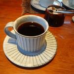 茶房はな - ドリンク写真:はなブレンド     器は これを選びました
