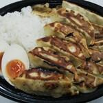 幸楽苑 - W餃子弁当600円