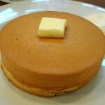 ほそつじいへえ TEA HOUSE - 究極のパンケーキ(ちいさめ)