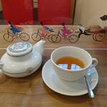 ほそつじいへえ TEA HOUSE - 京都祇園の香り