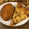 ベイクキッチン さとや - 料理写真:カレーパン、ピザ