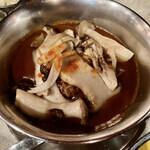 curry restaurant BRUNO - 上選きのこカレー きのこたっぷりでカレーは濃厚