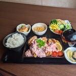 torico358 - チキン南蛮定食700円