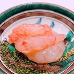 日々魚数寄 東木 - 甘海老の塩辛