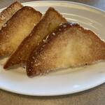 シズラー - チーズトースト