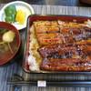 はら川 - 料理写真:うな重松2600円