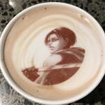 ダウンステアーズコーヒー -