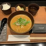 cuud - 朝カレーうどん
