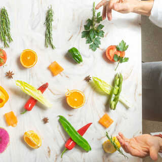 【美と健康がテーマ】おいしく食べて健康になる料理