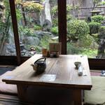 149534881 - テーブル&お庭