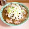 ラーメン二郎 - 料理写真:ミニラーメン600円