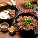 肉バルGABURICO - 【テイクアウト】牛ハラミを使った究極のスタミナ丼