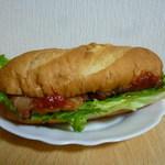 ドトールコーヒーショップ - グリルチキンとトマトのソース