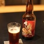 島宿 真里 - さぬきビール