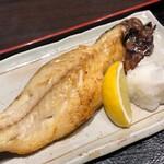旬菜炭焼 玉河 - ランチ 鯖定食