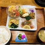 ごんべや - 日替り定食750円