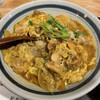 爽月 - 料理写真:カレー親子丼