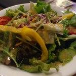 コモードキッチン - グリーンサラダ(ハーフ)