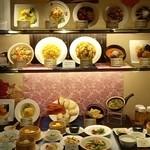 香港私菜 Repulse Bay - 店頭ショーウインドー~♪(^o^)丿