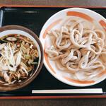 小平うどん - 肉汁うどん(300g 720円)