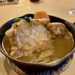 149554618 - 湘南ポーク ステーキカリー レギュラーセット