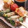左藤 - 料理写真:野菜巻き串