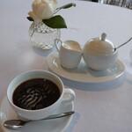 Risutoranteitarianosakurakagami - 先に コーヒーを所望~~先に飲みたいヒト  なんです