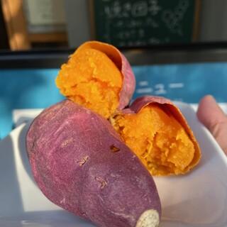 甘味や 澤田商店 - 料理写真:焼き芋