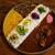 丸祇羅 - 料理写真:本日のカレー 1,200円