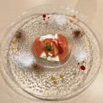 CORAGGIO MARKET - 苺のパンナコッタ