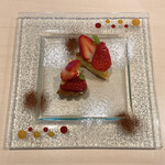 CORAGGIO MARKET - 苺のタルト
