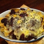 ビアベリー - チリビーンズwithチーズ