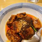 西安曹家 餃子坊 - 麻婆豆腐?