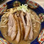 いっぱち - 味噌チャーシュー麺