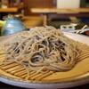 Shionomichidureya - 料理写真:石臼挽き 手打ちそば 並盛り