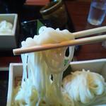 谷屋 - 細麺うどんUP_2012-09-22