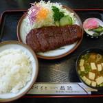 14957705 - 味噌かつ定食(1,160円)
