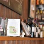 Dining Cafe Lloyd wright - アーリーアメリカンな店内