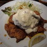 旬魚旬菜 かじ - チキン南蛮