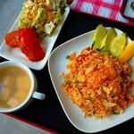 DINING ROOM JO - エビチャーハン