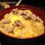 14958186 - 地養卵の親子丼