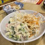 博多祇園鉄なべ - ポテトサラダ