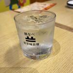 博多祇園鉄なべ - 焼酎 水割り