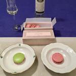 149585013 - Laduree Macaron とGrappa